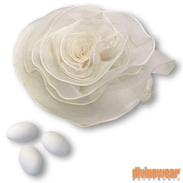 χειροποίητα υφασμάτινα λουλούδια