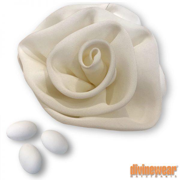 υφασμάτινο λουλούδι μουσελίνα