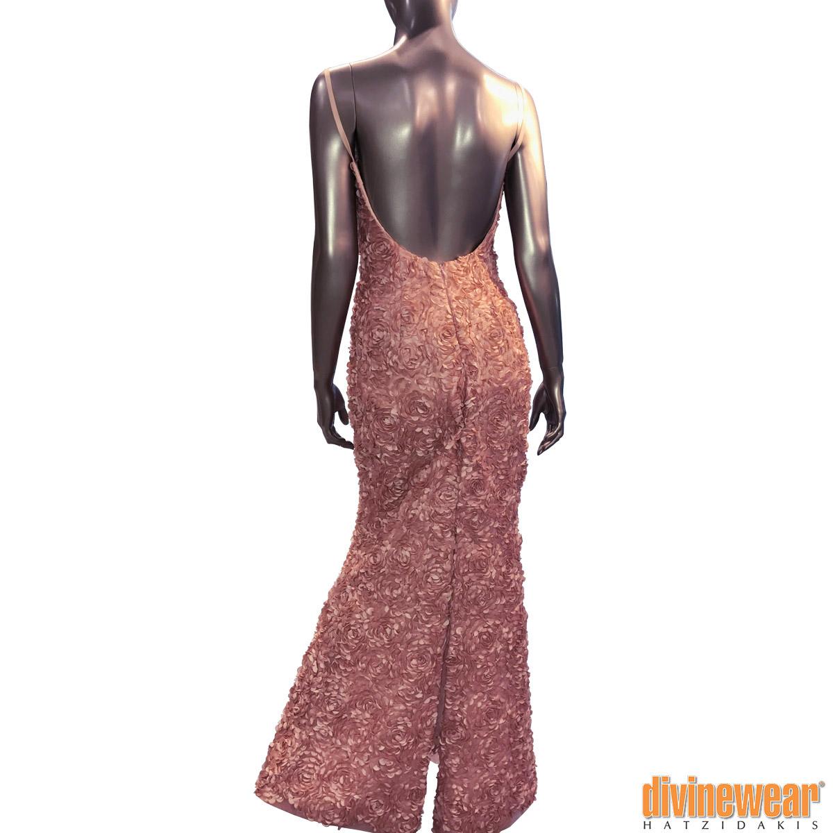maxi φόρεμα γοργονε